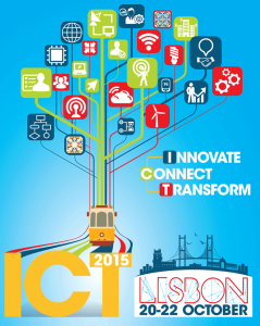 Healthehealth attends ICT 2015