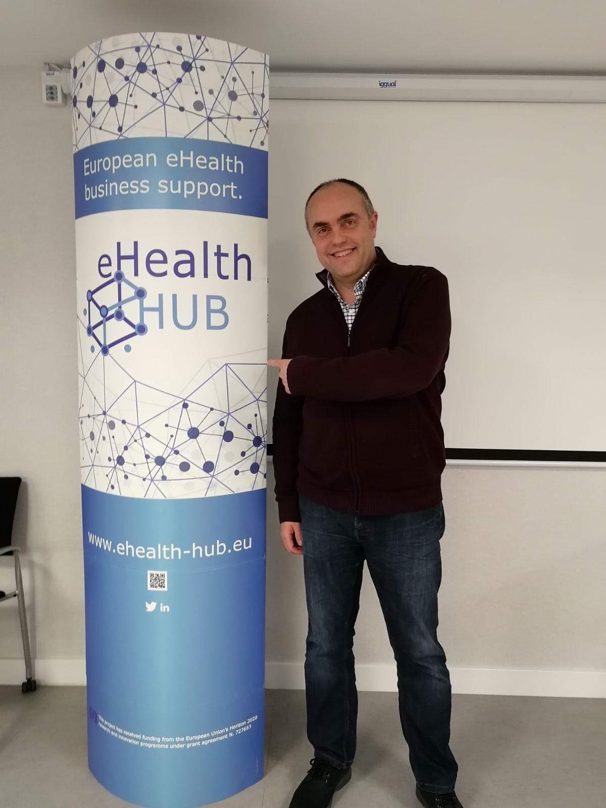 Healthehealth in European eHealth Business Hub_mar2018